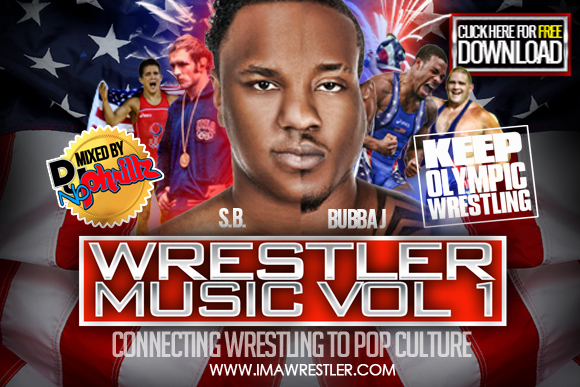 Wrestler Music vol. 1 (FREE mix-tape DOWNLOAD)