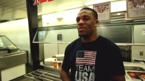 The Diet of Jordan Burroughs