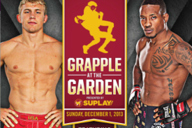 Grapple at the Garden Dec 1 Featuring Kyle Dake vs. Bubba Jenkins